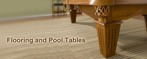 Carpet and Pool Tables