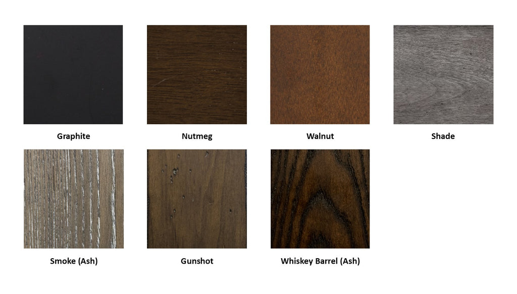 Pool Table Wood Finishes