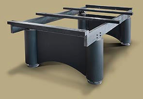 Heritage Destroyer Pool Table Construction