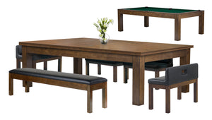 Baylor 8 Ft Pool Table Dining Collection