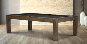 Baylor II 7 Ft Pool Table - Rustic Series