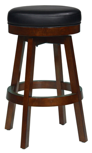Classic Backless Barstool
