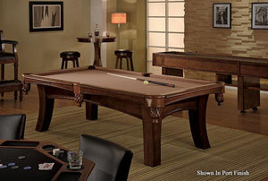 Ella 7 Ft Pool Table