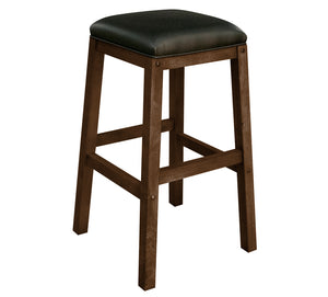 Heritage Backless Barstool