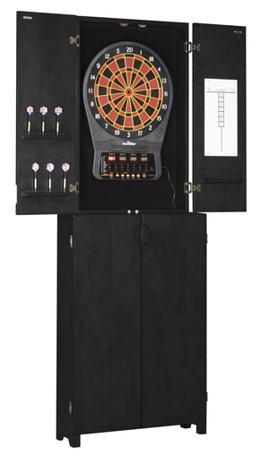 Heritage Free Standing Dartboard Cabinet