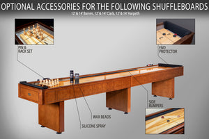 Barren 12 Ft Shuffleboard