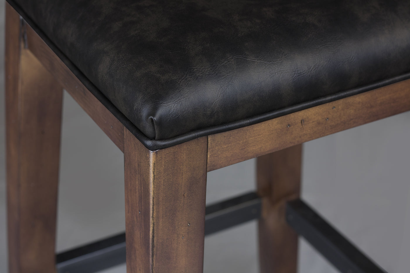 Remarkable Rustic Backless Barstool Ocoug Best Dining Table And Chair Ideas Images Ocougorg