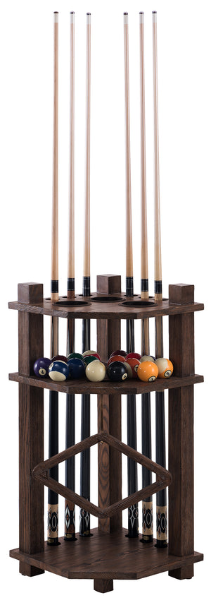 Harpeth Corner Cue Rack