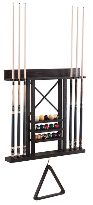 Harpeth Wall Cue Rack