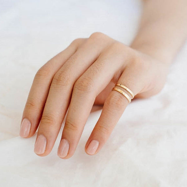 adjustable knuckle ring