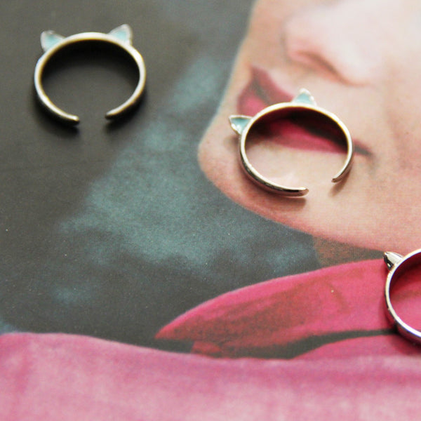 womens knuckle rings