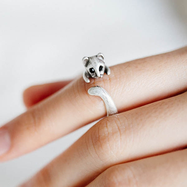Cat Lady Ring