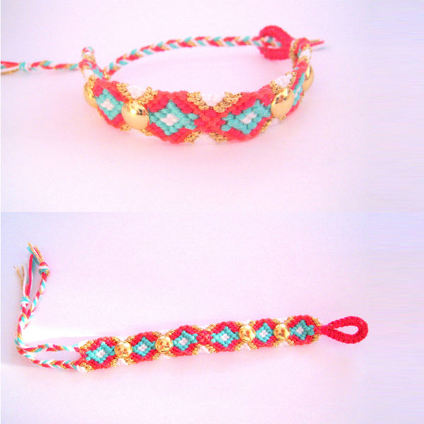 designer friendship bracelets