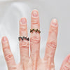 small finger rings