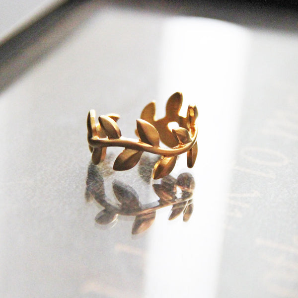 Grecian Goddess Ring