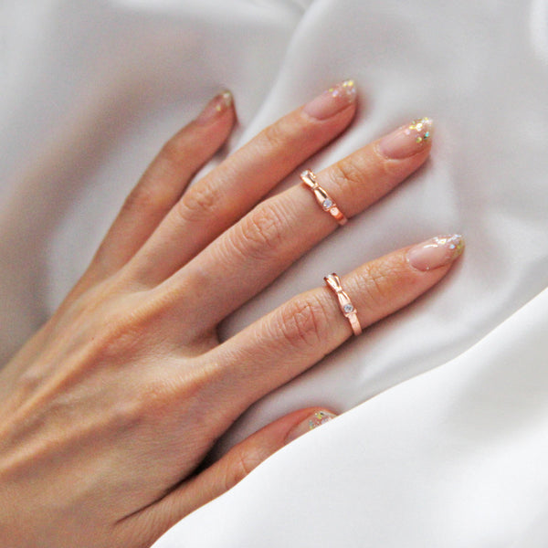 women's knuckle ring