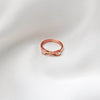 women's small finger ring