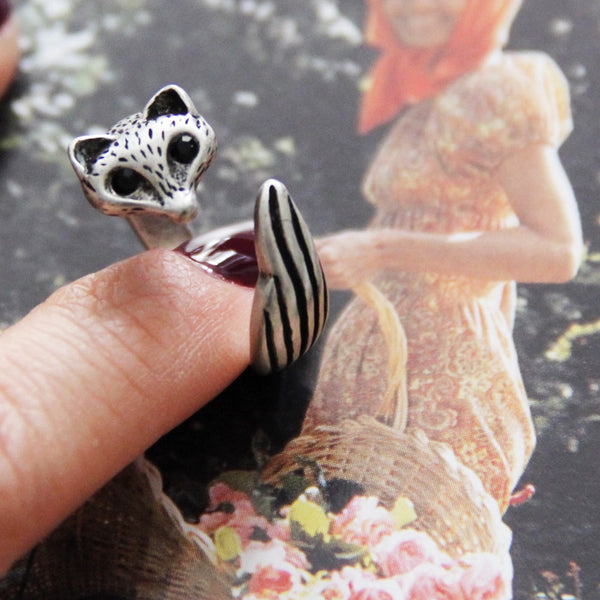 Foxtrot Animal Ring