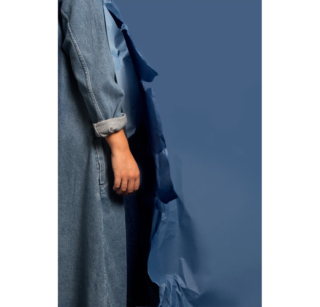 Oversized Denim, Unisex