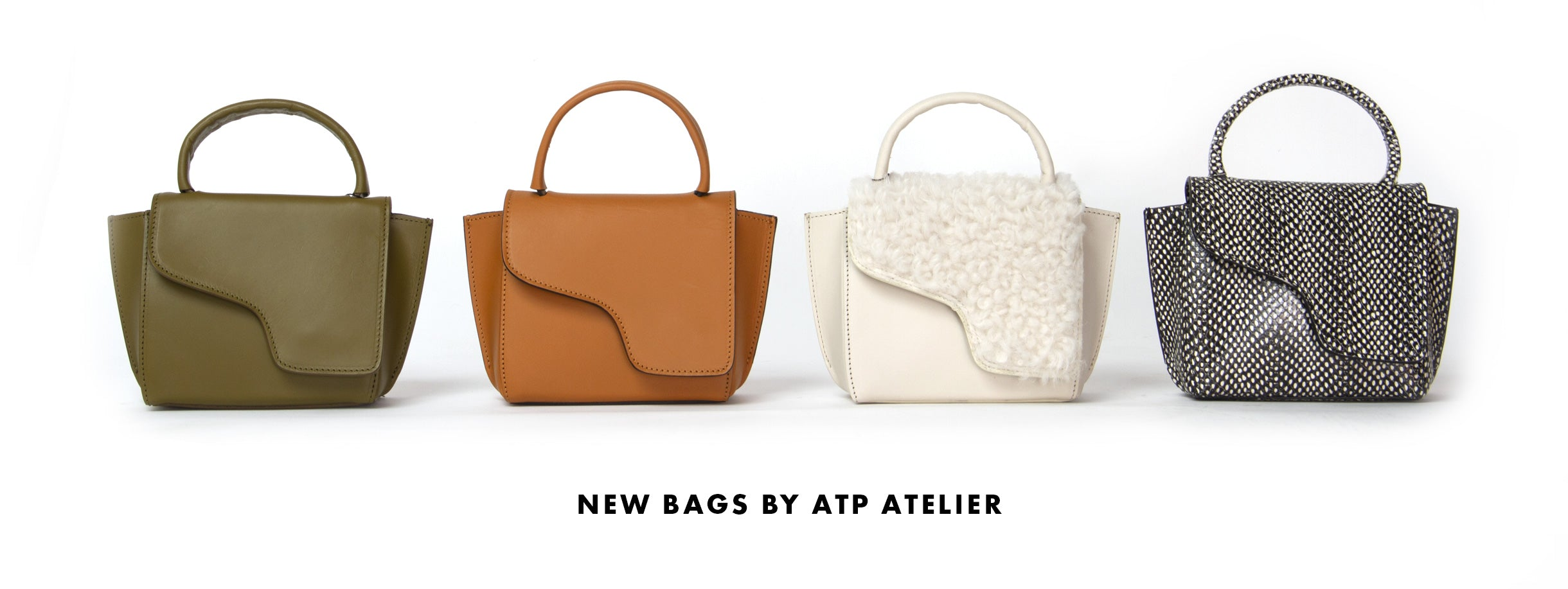 New bags from ATP Atelier