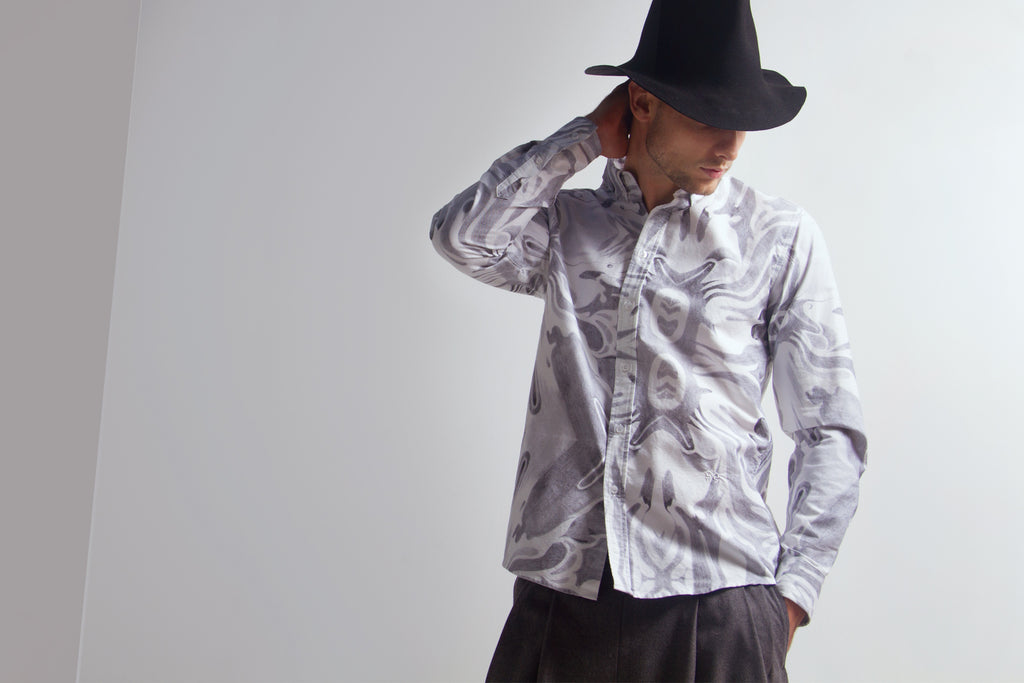 Sine shirt by Soulland