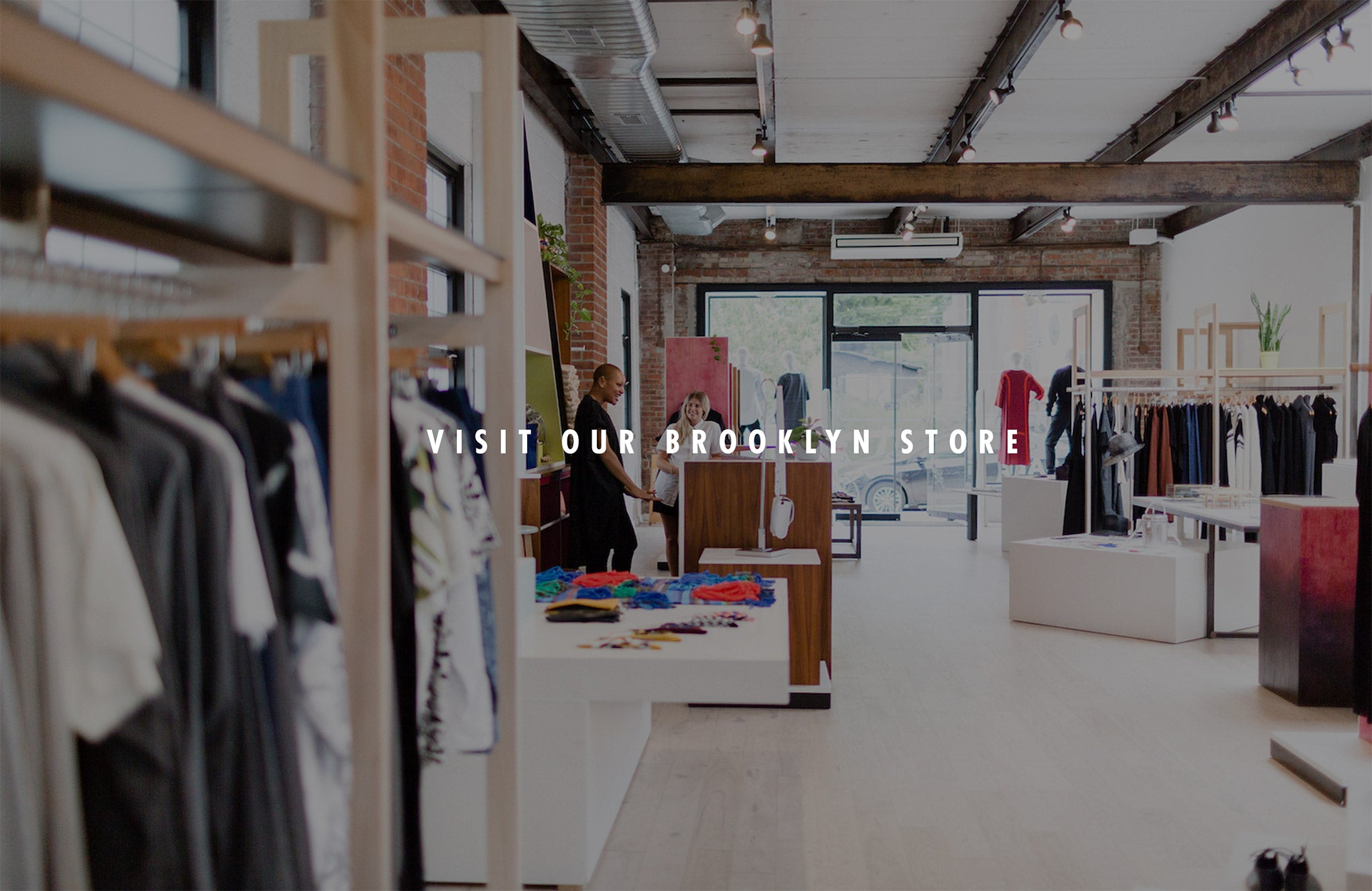 Visit Our Williamsburg Store