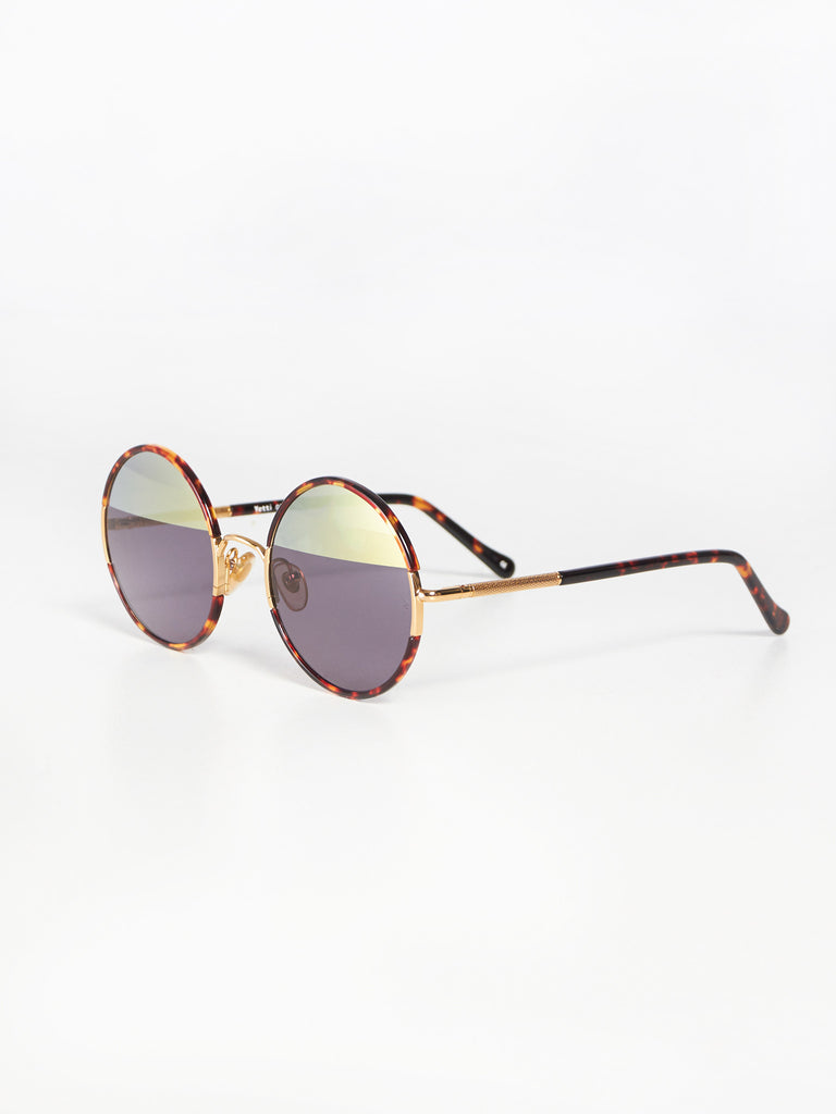 Yetti Sunglasses - Gold by Sunday Somewhere