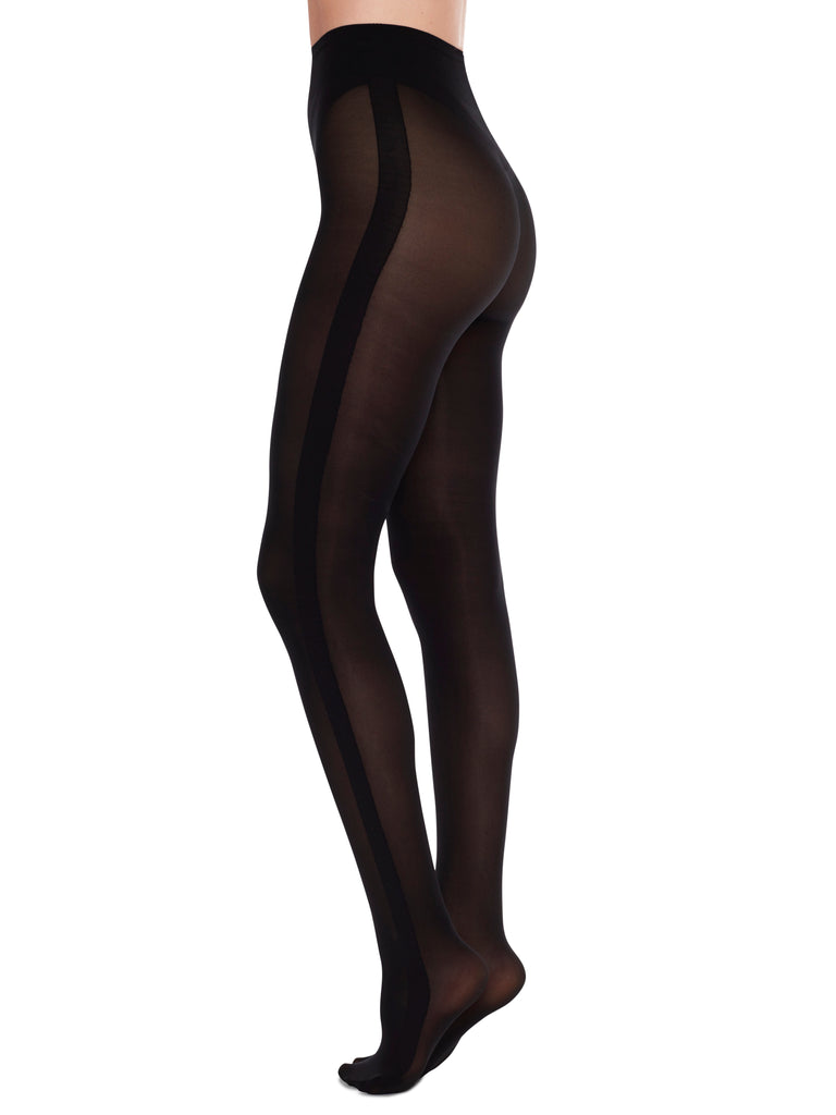 Andrea Smoking Tights by Swedish Stockings