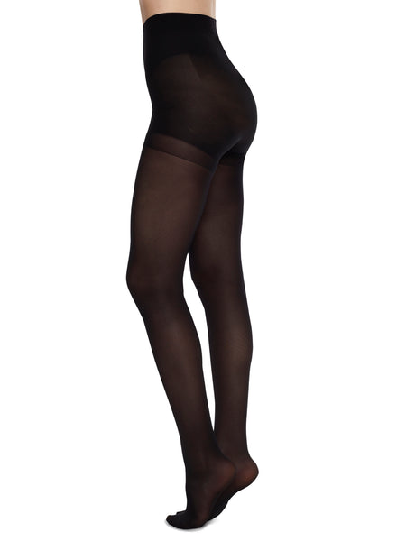 Anna Control Top Tights by Swedish Stockings