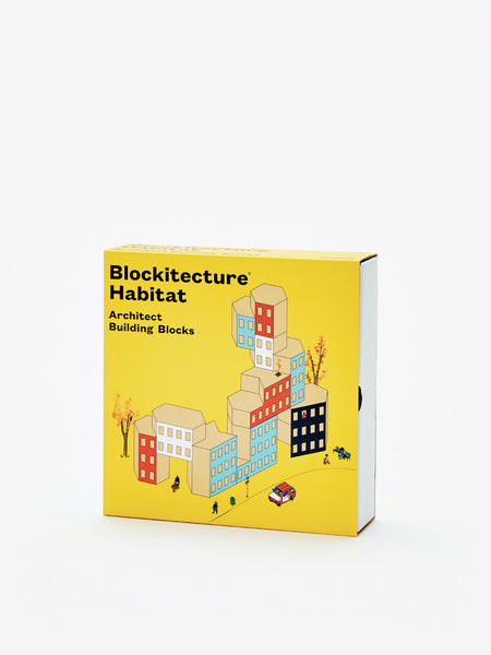 Blockitecture - Habitat by Areaware