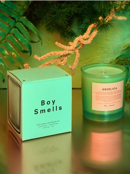 Anjelica Candle by Boy Smells