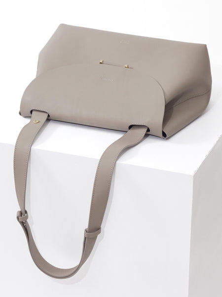 Demi Lune Bag Sand by Imago-A