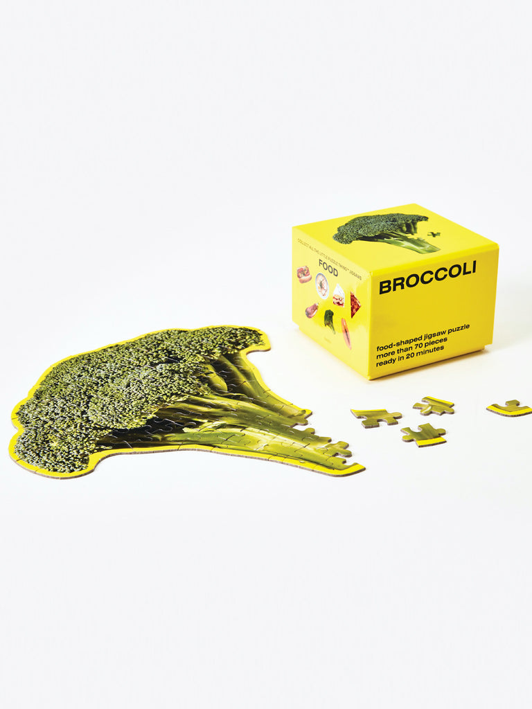 Little Puzzle Thing - Broccoli by Areaware