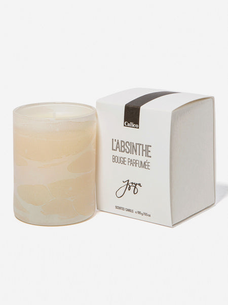 L'Absinthe Candle by Joya x Calico