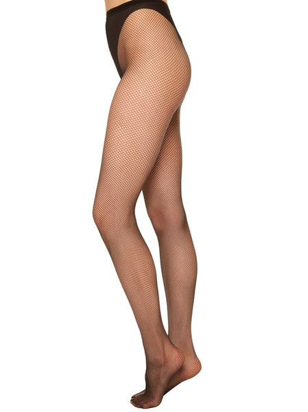 Liv Net Tights by Swedish Stockings