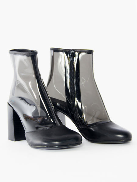 PVC Ankle Boots by MM6 Maison Margiela
