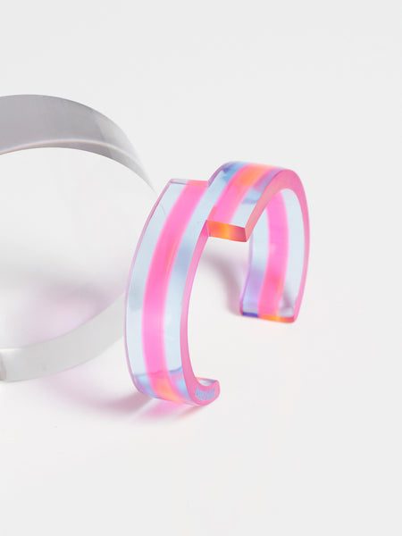 Kepes Cuff Pink by Rabbitneck