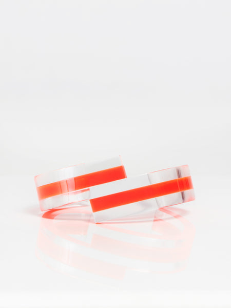 Kepes Cuff Red by Rabbitneck