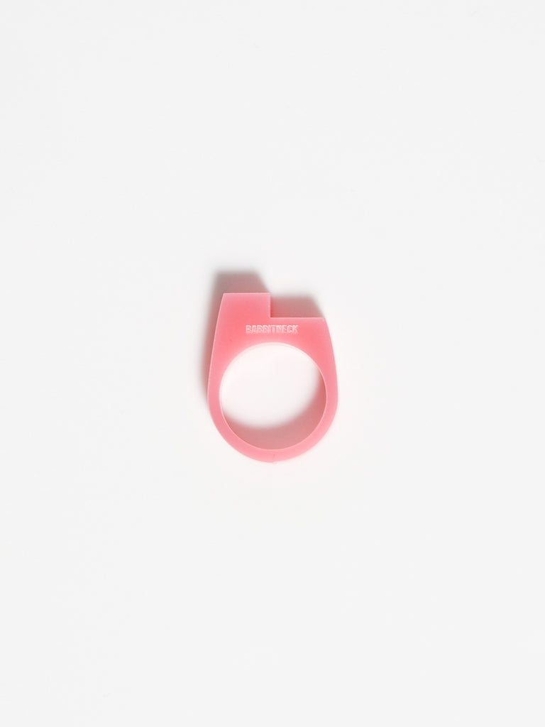 Basic Form Two Pink by Rabbitneck