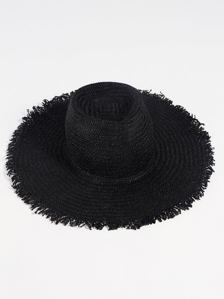Nana Hat Black by Reinhard Plank