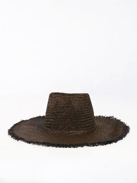 Nana Hat Brown by Reinhard Plank