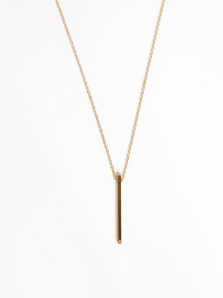 Ossu Necklace Gold by Still House
