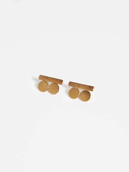 Anjali Studs Large by Lila Rice