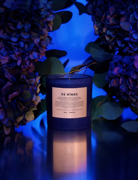 De Nimes Candle by Boy Smells