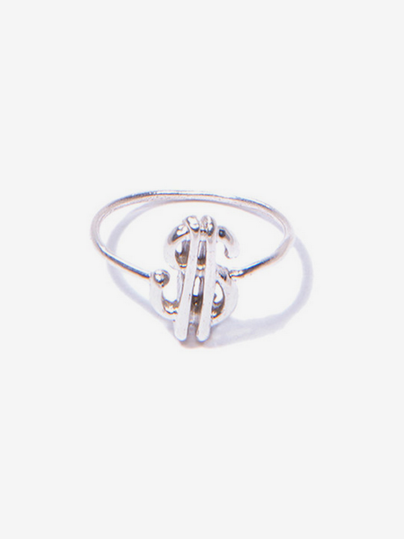 Ca$h Ring by Venessa Arizaga