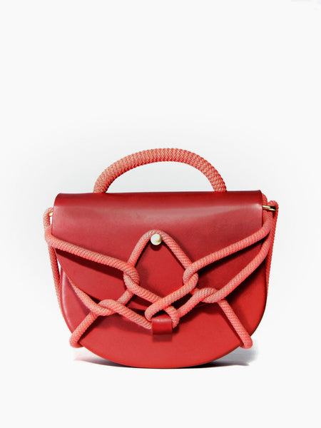 Monkey Bum Bag - Red by Eatable of Many Orders