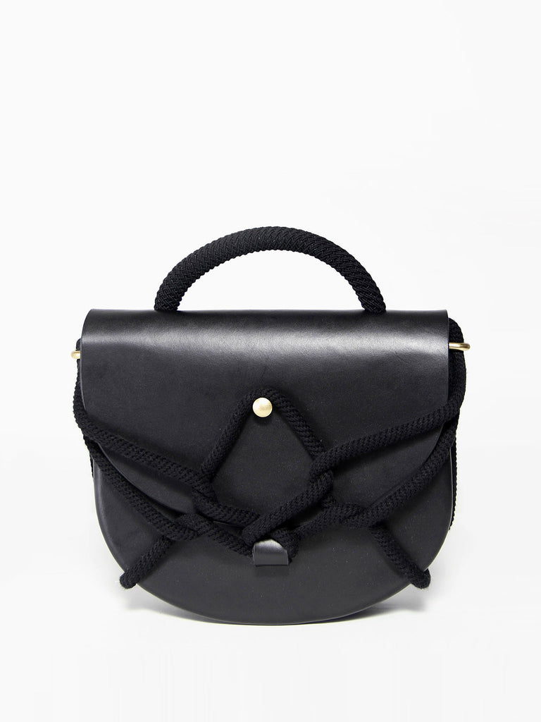 Monkey Bum Bag - Black by Eatable of Many Orders