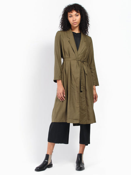 Slim Jacket - Olive by Ali Golden