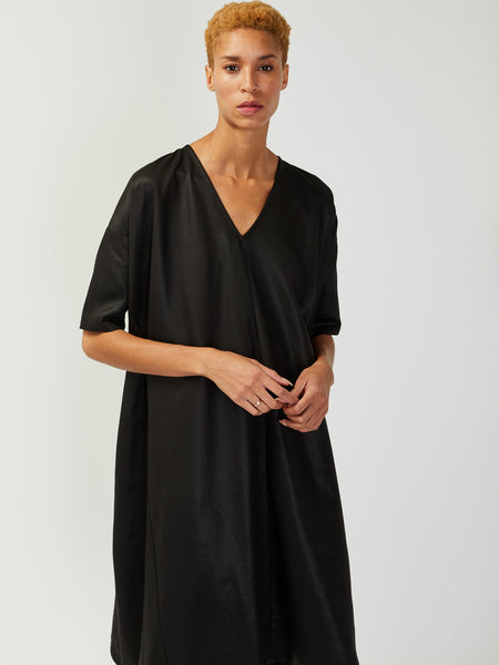 Kimono Dress - Black by Ali Golden