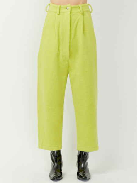 Wide Pant - Golden Kiwi by Anntian